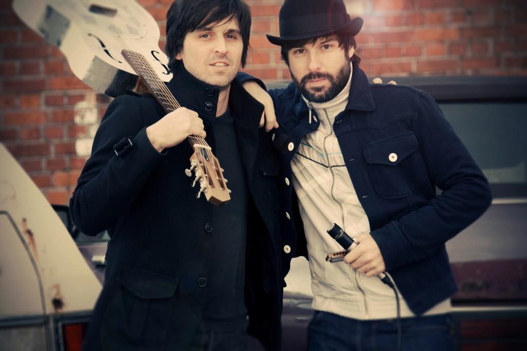 San2 & Sebastian (links)